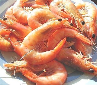how to cook uncooked prawns
